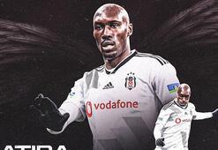 Son dakika | Beşiktaş, Atiba ile anlaştığını açıkladı