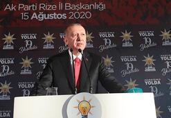 Son dakika haberi... Cumhurbaşkanı Erdoğan tarih verdi ve uyardı: Gereken cevabı vermekten asla çekinmeyeceğiz