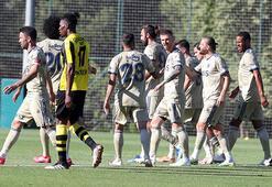 Hazırlık maçı   Fenerbahçe-İstanbulspor: 4-0