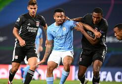 Manchester City-Lyon: 1-3