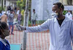 Afrikada corona virüs vaka sayısı 1 milyon 110 bini aştı