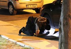 İzmirde olaylı gece: 1 ölü, 1 yaralı