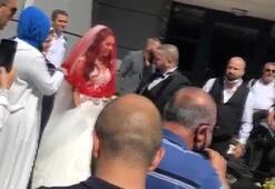 Kartalda skandal düğün Defalarca ateş etti