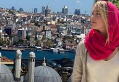 Amber Heard, İstanbula hayran kaldı