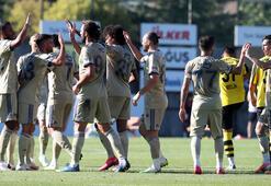 Fenerbahçe kampta Karagümrük ve Alanyaspor ile karşılaşacak