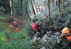 Artvinde cezaevi firarisinin cesedi sınırdaki ormanlık alanda bulundu