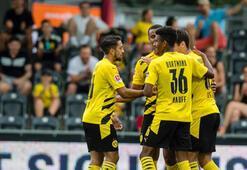 Borussia Dortmund, Austria Wieni bozguna uğrattı: 11-2