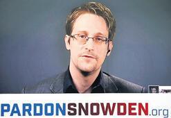Snowden'a af gündemde