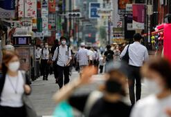 Japon ekonomisinde tarihi daralma
