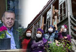 Cumhubaşkanı Recep Tayyip Erdoğan: 2022'de yeni bir Ayder olacak