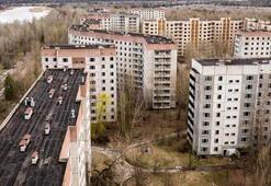Hayalet şehir Pripyat