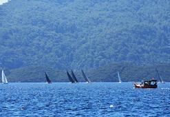 Marmariste Yelken yarışları tekrar start verdi