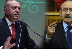 Son dakika: Cumhurbaşkanı Erdoğandan Kılıçdaroğluna 2 milyon liralık dava
