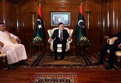 Milli Savunma Bakanı Akardan Libyada kritik görüşmeler