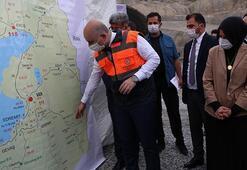 Bakan Karaismailoğlu duyurdu: 2022ye kadar bitecek
