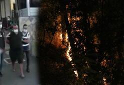 Emirgan Korusundaki yangının nedeni belli oldu 1 kişi gözaltında