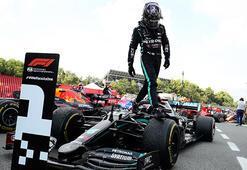 Lewis Hamilton, Schumacher'in rekorunu kırmayı bekliyor