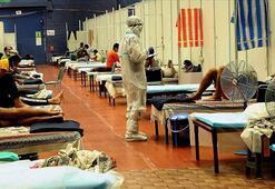 Koronavirüs ezdi geçti Hindistan ve Brezilyada durum çok kötü