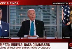 Son dakika... Biden seçilirse Türkiye-ABD ilişkileri nasıl olur Ali Çınar anlattı