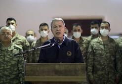 Milli Savunma Bakanı Hulusi Akardan flaş Libya açıklaması