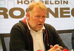 Prosinecki, Denizlisporun 4. yabancı teknik direktörü oldu
