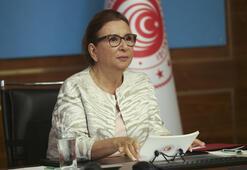 Bakan Pekcan Kooperatifleşme Yolunda Kadın Zirvesi Çalıştayında konuştu