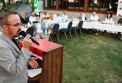AK Partili Bülent Turandan Doğu Akdeniz açıklaması