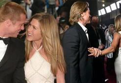 Brad Pitt ve Jennifer Anistonu bir araya getiren proje