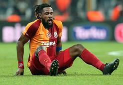 Son dakika | FIFAdan Galatasaraya 600 bin euro Luyindama...