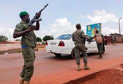 Son dakika... Malide askeri hareketlilik Cumhurbaşkanı İbrahim Boubacar Keita alıkonuldu