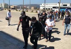 Çanakkalede 13 FETÖ şüphelisi tutuklandı