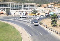 Bodrum Otogarı için yol düzenlemesi tamam
