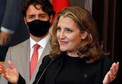 Kanada tarihinde bir ilk Trudeau atadı
