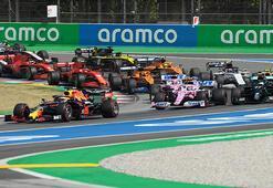 Formula 1de İstanbul zamanı