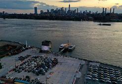 New Yorkta açık hava sineması