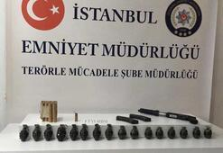 Son dakika.... İstanbulda DHKP-C operasyonu Yakalandılar