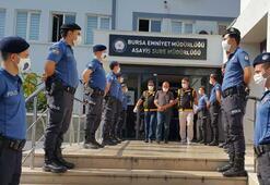 Bursada foseptik cinayeti şüphelileri adliyeye sevk edildi