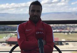 Hataysporun kaptanı Mesut Çaytemel: Süper Ligi göreceğim için çok mutluyum