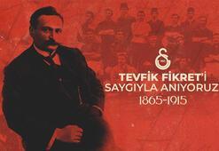 Galatasaray Kulübü, Tevfik Fikreti andı