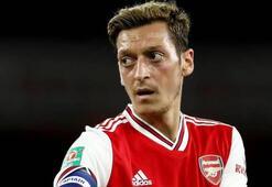Mesut Özil: Arsenalde oynamak önceliğim