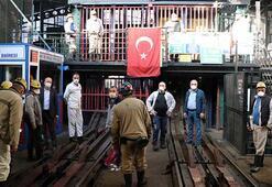 Zonguldakta bugüne kadar 21 maden işçisi koronavirüse yakalandı