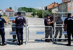 Kütahyada bir mahalle karantinaya alındı