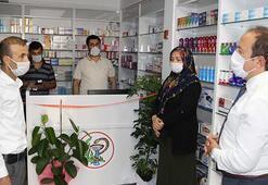 Şırnak Valisi Ali Hamza Pehlivan: 150 kişiye yakın mobil ekibimiz koronavirüs denetiminde