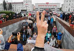 Merkel: AB Belarustaki seçim sonucunu tanımıyor