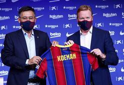 Ronald Koemandan Messi açıklaması