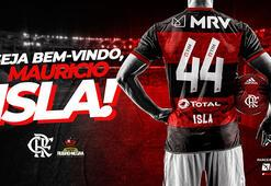 Flamengo, Mauricio Islayı açıkladı