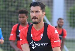 Antalyasporda Nuri Şahin ilk antrenmanına çıktı