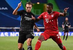 Lyon - Bayern Münih: 0-3