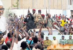 Mali'de askeri darbe