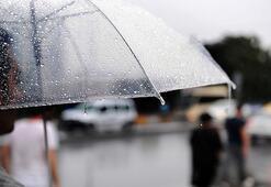 Meteorolojiden yağış uyarısı İşte hava durumu...